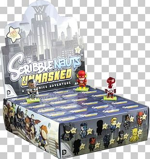 Scribblenauts Unmasked: A DC Comics Adventure Batman Action & Toy Figures HeroClix PNG