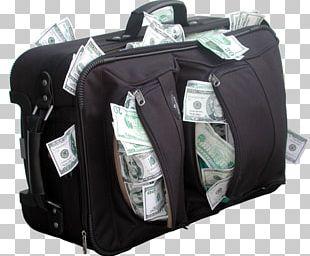 Money Bag Duffel Bags PNG