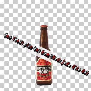 Beer Bottle Alcoholic Drink Alcoholism PNG