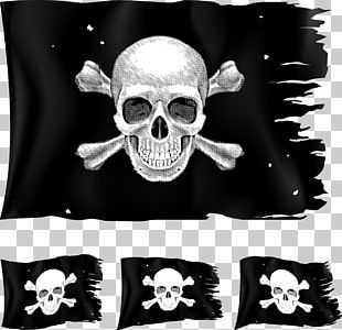 Jolly Roger Piracy PNG