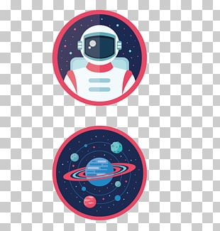 T-shirt Outer Space Astronaut PNG