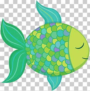 Baby Jungle Animals Goldfish PNG