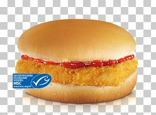 Cheeseburger Filet-O-Fish Breakfast Sandwich Fast Food Veggie Burger PNG