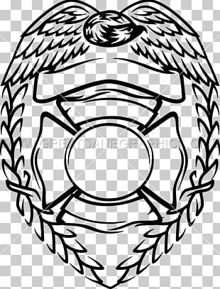 Firefighter Fire Department Badge Police PNG