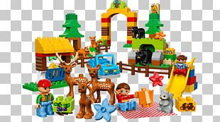 LEGO 10584 DUPLO Forest: Park Lego Duplo Toy Block PNG