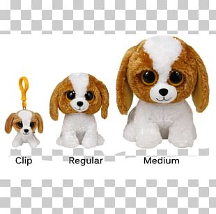 Cavalier King Charles Spaniel Stuffed Animals & Cuddly Toys Ty Inc. Beanie PNG
