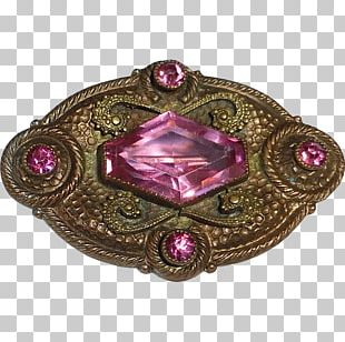 Gemstone Jewellery Brooch Bronze Clothing Accessories PNG