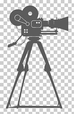 Photographic Film Graphics Movie Camera PNG