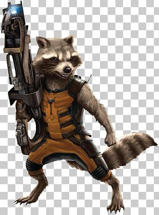 Rocket Raccoon Drax The Destroyer Star-Lord Gamora Groot PNG