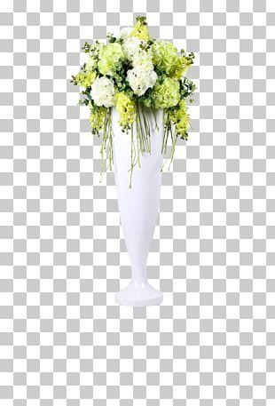Floral Design Vase Wedding Flower Bouquet PNG