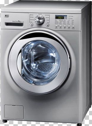 Washing Machine Combo Washer Dryer Clothes Dryer LG Tromm LG Corp PNG