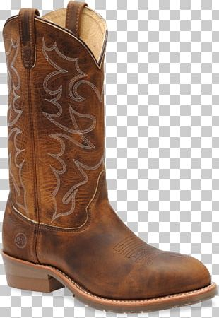Cowboy Boot Double-H Boots Steel-toe Boot PNG