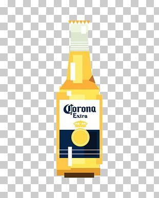 Lager Beer Bottle Corona PNG