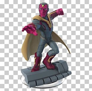Disney Infinity 3.0 Disney Infinity: Marvel Super Heroes Vision Black Panther PNG