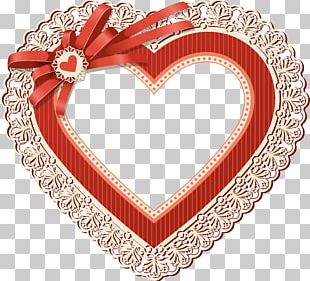 Japanese Border Designs CD-ROM And Book Graphic Frames Heart Valentine's Day PNG