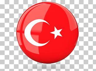 Turkey Flag Icon PNG