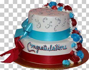 Wedding Cake Birthday Cake Bakery Sheet Cake Torte PNG
