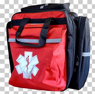 Bag First Aid Kits Advanced Life Support Paramedic Basic Life Support PNG