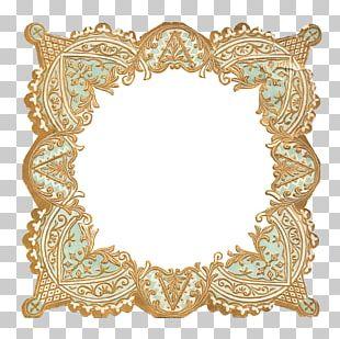 Frames Paper Craft PNG