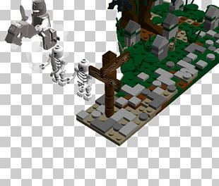 Lego Ideas The Lego Group Toy Cemetery PNG