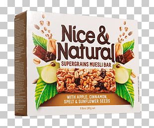 Muesli Breakfast Cereal Milk Food Nut PNG