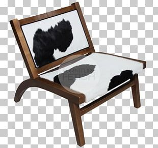 Table Eames Lounge Chair Couch Cowhide PNG