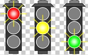 Traffic Light Traffic Sign Road PNG