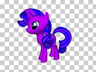 Horse Illustration Animal Pink M PNG