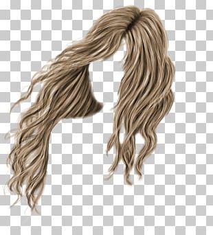 Long Hair Hair Coloring PNG