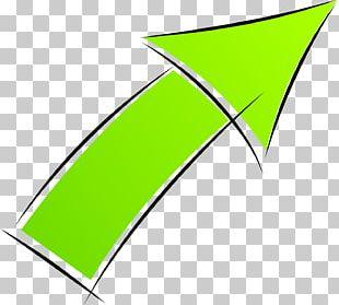 Green Arrow Sign PNG
