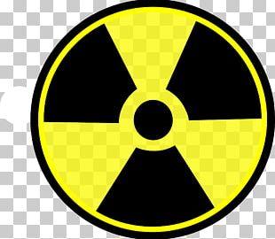 Hazard Symbol Radioactive Decay Biological Hazard Radiation Nuclear Weapon PNG