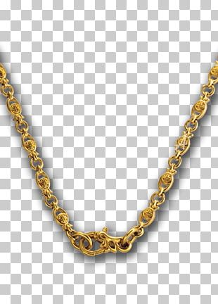 Necklace Chain Jewellery Silver Gilding PNG