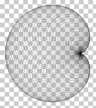 Cardioid Circle Geometry Curve Point PNG