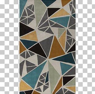 Carpet Flooring Shag Teal Pile PNG