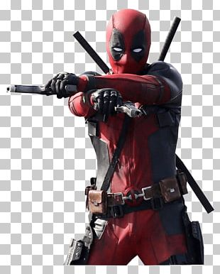 Deadpool Attack PNG