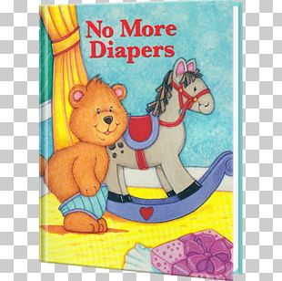 Diaper Personalized Book Hardcover Child PNG
