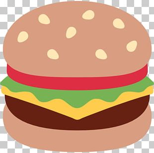 Hamburger French Fries McDonald's Big Mac Emoji Veggie Burger PNG