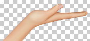Thumb Nail Hand Model Human Leg PNG