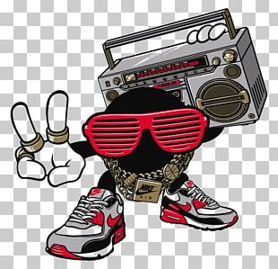T-shirt Shoe Nike Graffiti Illustration PNG