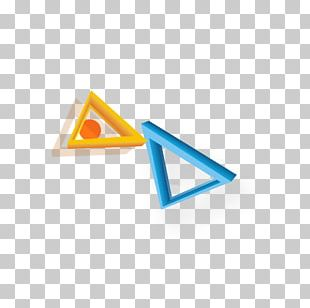 Triangle 3D Computer Graphics PNG
