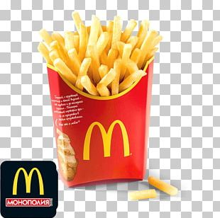 French Fries McDonald's Big Mac Fast Food Happy Meal PNG