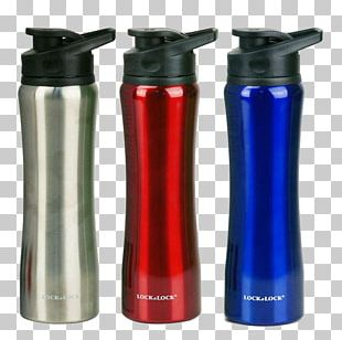 Stainless Steel Water Bottle Vacuum Flask PNG