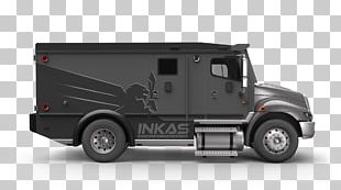 Cash-in-transit Iveco Daily Vehicle Armored Car PNG