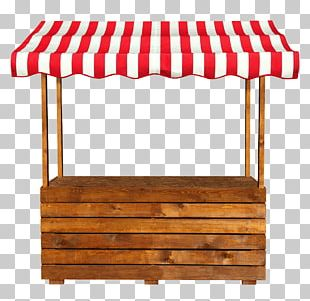 Market Stall Marketplace Awning PNG