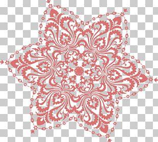 Motif Euclidean Pattern PNG