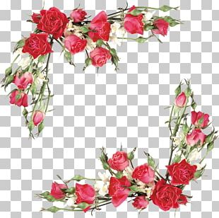 Rose Flower Bouquet Euclidean PNG