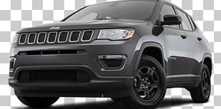 2018 Jeep Compass Sport Chrysler Dodge Car PNG