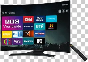 Streaming Television Smart TV Freeview Streaming Media PNG