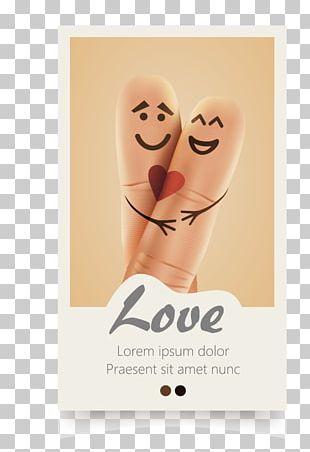 Index Finger Euclidean Love PNG