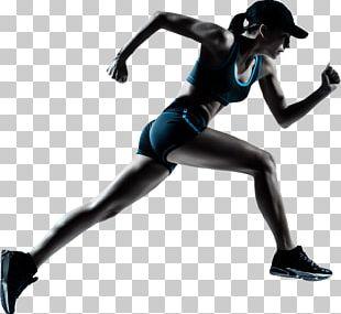 Running Sprint Jogging Woman PNG